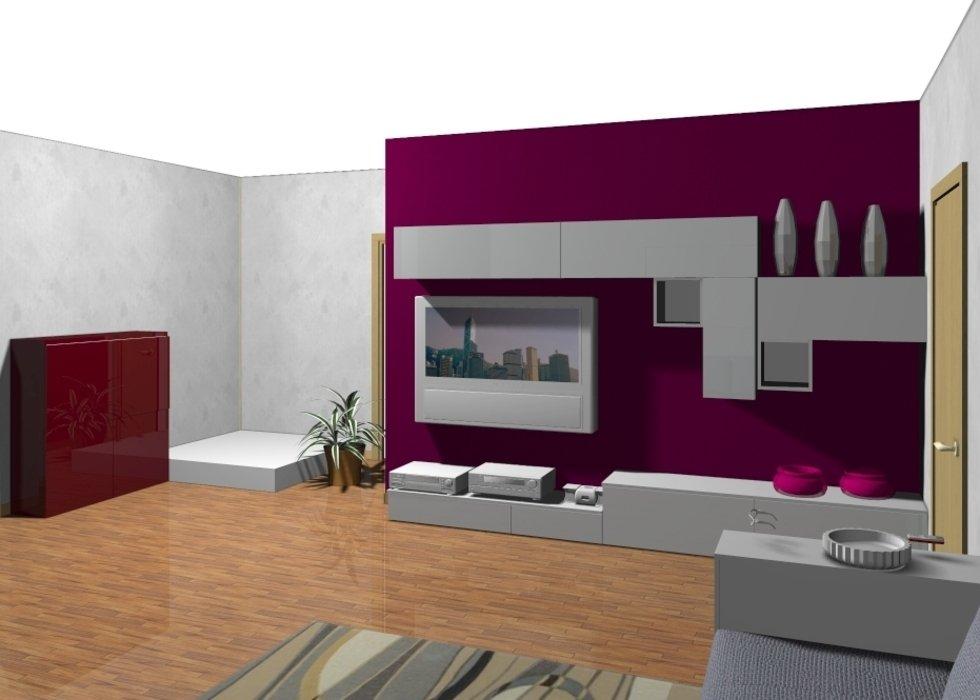 Best Soggiorni Moderni Colorati Gallery Design Trends ...