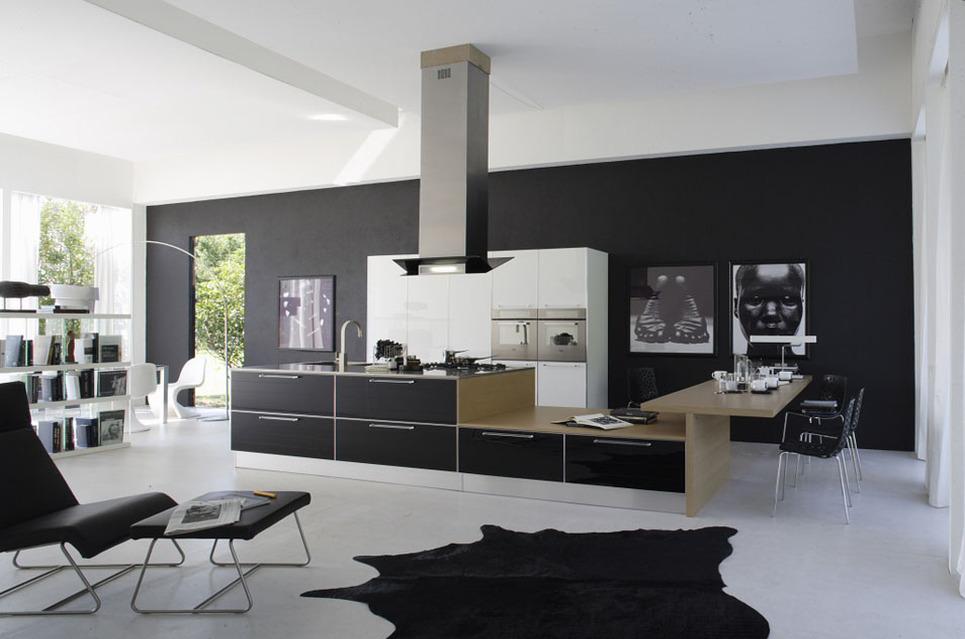 Sartoria dei mobili home page - Cucina con bancone ...