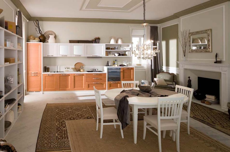 SARTORIA DEI MOBILI - HOME PAGE - cucina-modello-Vintage-veneta-cucine-